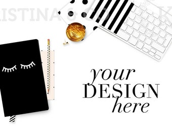 Styled Stock Photography, Desk, Office, Styled Stock Photo