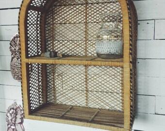 boho shelf