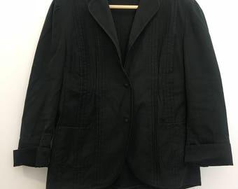 Miu Miu Vintage Blazer in Black