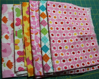 Ann Kelle Girl Fabric Destash