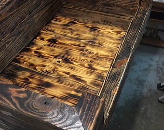 Custom crafted wood projects