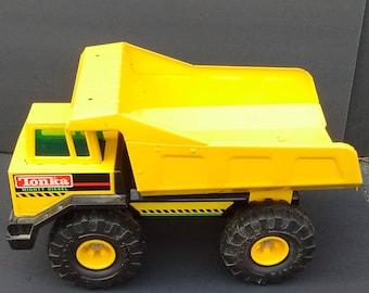 Vintage Tonka Diecast Dump Truck