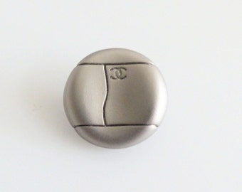 Chanel CC Metal Button 20mm