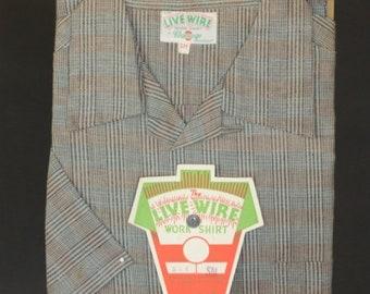 1950  rural work shirt
