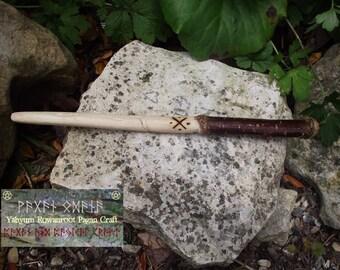 Little runic wand - Gefjon wand