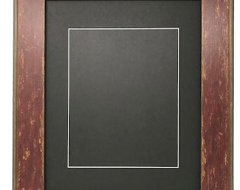 18x24 red frame Etsy