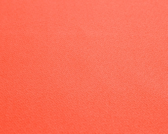 Coral Chic Neon Crepe Techno Knit Fabric Style 481