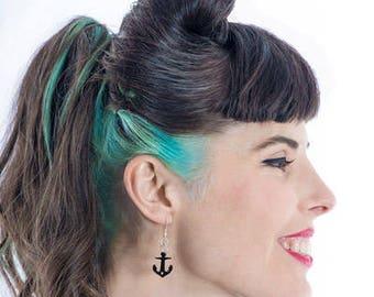 Earrings Anchor