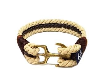 Anchor Bracelet,Nautical Jewelry, Navy Bracelet , Anchor Jewellery, Nautical Bracelet, Beach Bracelet, Unisex Bracelet, For Her, For Him