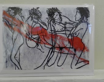 Fine Art Cards by Beth Pearson