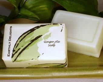 Ginger Ale Soap