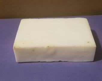 GOAT bars. Anti-fungal, anti-bacterial soap.