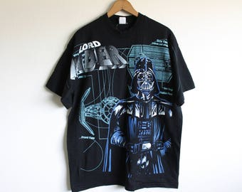 MEDIUM Vintage 1996 Lord Vader NEW with Tags Deadstock T-Shirt