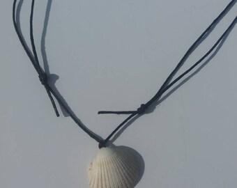 Irish seashell necklace