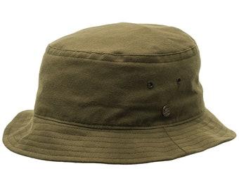 GOLF - Bucket Fishing Golf Cotton Hat - olive
