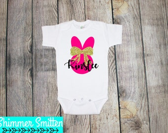 Personalized Easter One Piece/Toddler Tee