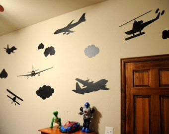 Clouds Pack - Wall Decals