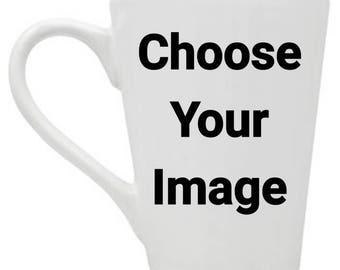Customized 16 oz Coffee Mug
