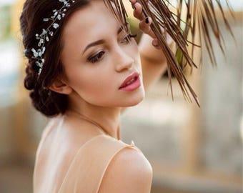 Bridal hair accessories, Bridal headpiece, Wedding hair vine, Bridal hair vine, Wedding hair piece