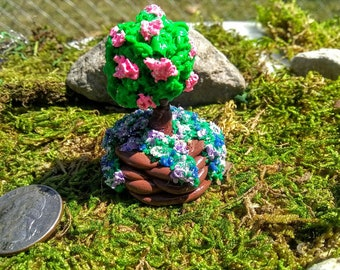 Miniature Potted Plant