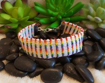 Rainbow Sky Bracelet