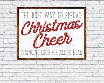 Elf Movie, Christmas Quote Mug, Christmas SVG, Elf Movie Shirt, Christmas Sign, Christmas Printable, Vector, SVG, Print, Customizable, DXF