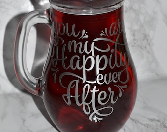 1L Jug, You are My Happy Ever After