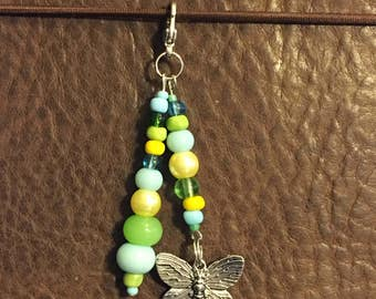 Butterfly Planner Charm