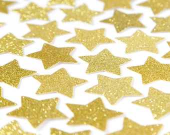 Star Confetti. Star shaped party table Confetti.Party decorations.First birthday Girl or Boy. Gold Star Confetti.Twinkle Twinkle little Star