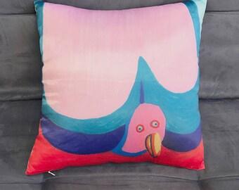 Chickenbutt Pillow