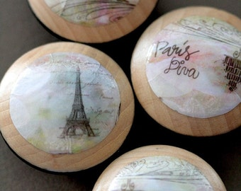 Paris Diva Door Pulls