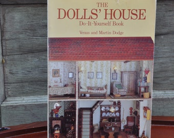 Venus dodge etsy the dolls house do it yourself book by venus and martin dodge 1983 solutioingenieria Choice Image