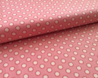 Vintage Dots in Blush from Michael Miller Fabrics:  1/2 yard