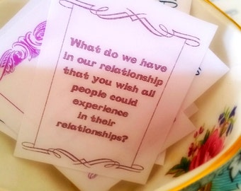 Conversation Starter- Conversation Starters For Couples