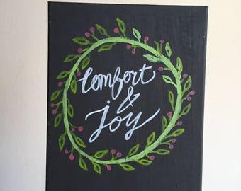 Comfort & Joy.