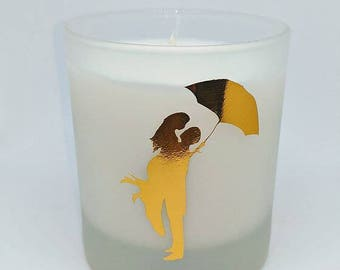 Romantic dancing in the rain soy candle 30cl