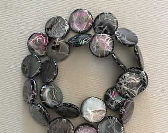 Silver Shell Bracelet