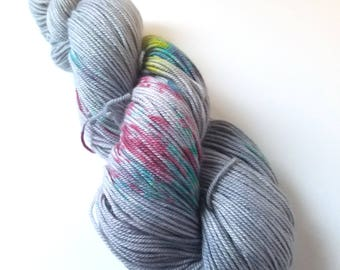 Untitled 05 - Postscript Sport - Hand-Dyed Sock Yarn