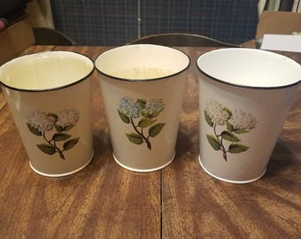 Lovely Hydrangea Planter Trio