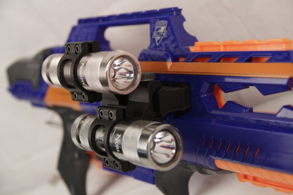 Blasterparts - Nerf N-Strike Elite Combo Rapidstrike CS-18 + 30 Elite Clip  System Darts - Foam-Guns and Accessories