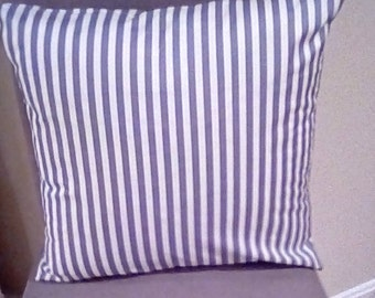 "18"" x 18"" zippered pillow cover"