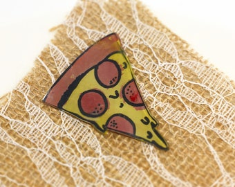 small 1pc pizza slice