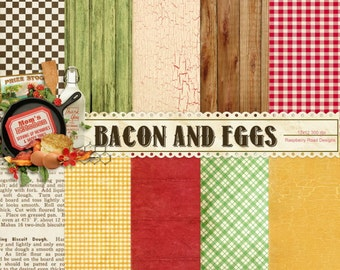 Bacon and Eggs Papers