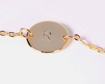 Personalized Initial Bracelet, Initial Jewelry, Name Bracelet, Personalized Bracelet, gift for mom, Kids bracelet, best friends bracelet  9