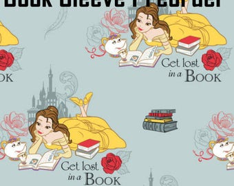 Belle Books Reading Book Sleeve Preorder