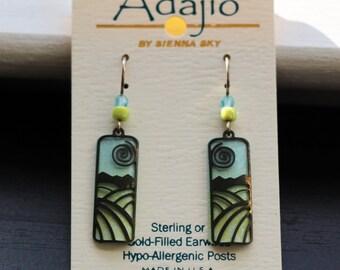 Hillside Earrings