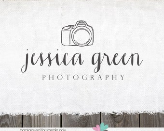 logo design photography Logo camera logo premade logo design photography logos and watermarks Photographer Logos Camera Photo Watermark