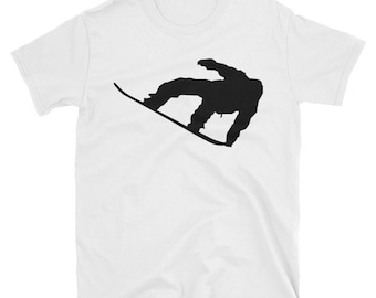OnlyPOW Snowboarder  T-Shirt