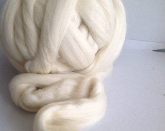 MERINO Roving from merino sheep in SOUTH GERMANY ~ Great for spinning, weaving, crafting, felting, dyeing and much more...