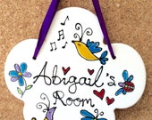 Personalised Bird Room Si...
